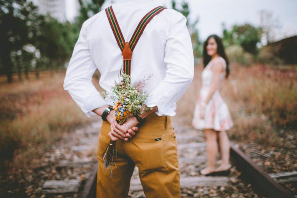 Fizyczne objawy zakochania u faceta