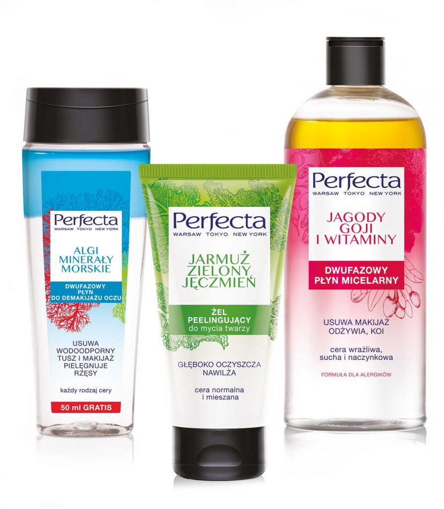Perfecta Oczyszczanie –   poznaj skuteczne działanie naturalnych składników